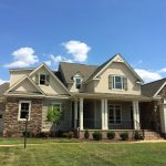 New Southern Living Model Home Offers a European Cottage Feel