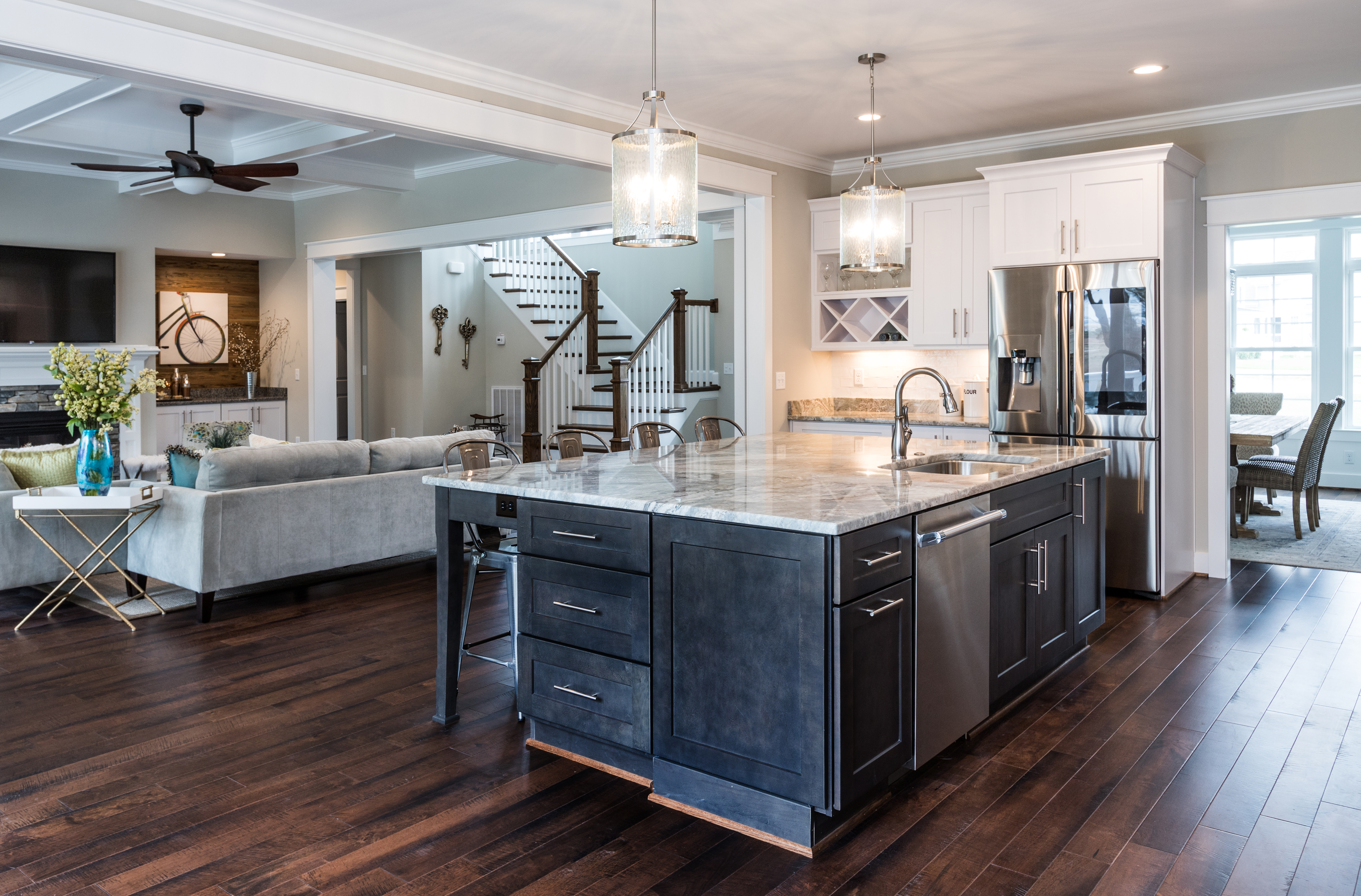 Want To Make Living In Your Home Easier And Match Cur Lifestyle Here Is A List Of 7 Features That They Are Including Often Our New Homes